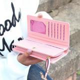 Cat Long Wallet Cute Animal Printing Purse Coin Bag