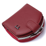 PU Leather Coin Bag Patent Leather Wallet