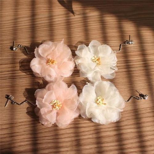 Women's Sweet Flower Earrings