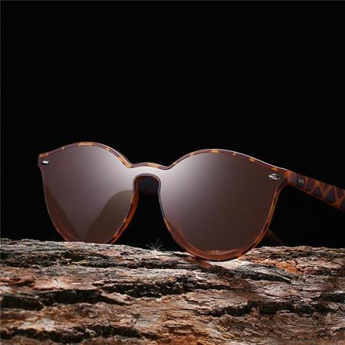 Unisex Dazzling Polarized Fashion Vintage Sunglasses With Box