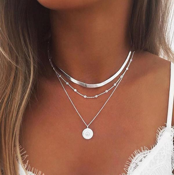 Fashionable Sexy Alloy Necklaces Beach Jewelry