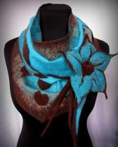 Vintage Women Fashion Winter Scarf