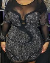 Bodycon Party Club Mini Dress Clubwear