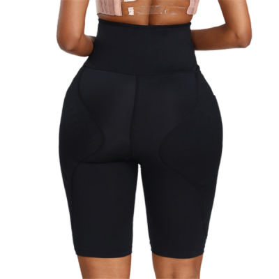 HIGH WAIST CONTROL PDDED BUTT LIFTER SHAPEWEAR SHORTS TUMMY