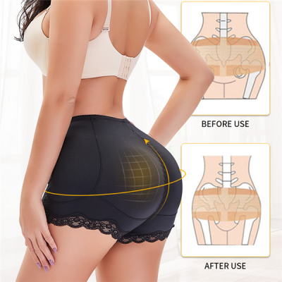 SEXY FEMALE BOOSTER PAD ASS FAKE HIP PANTIES
