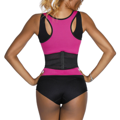 WOMEN'S HOT BODY SWEAT WAIST TRAINER VEST