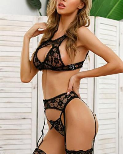 Naughty Net Bra Set Sexy Lingerie