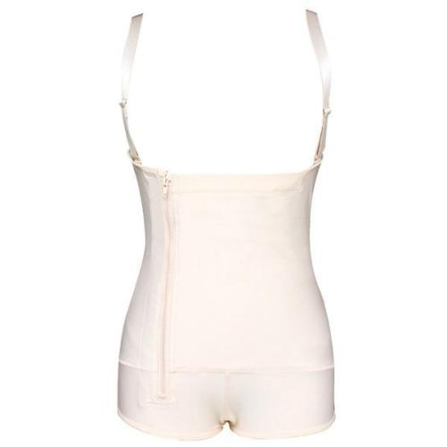 ZIP HIP LIFTER BODYSUIT
