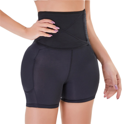WOMEN BODY PANTS THREE BREASTED HIGHT WAIST BODYSUIT UNDERWEAR