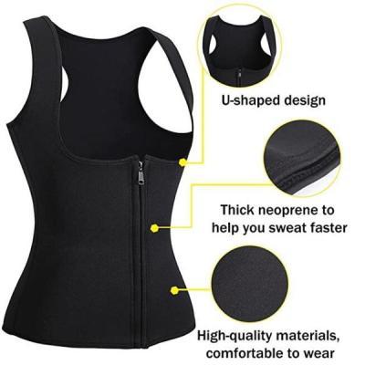 Women Waist Trainer Vest Tops