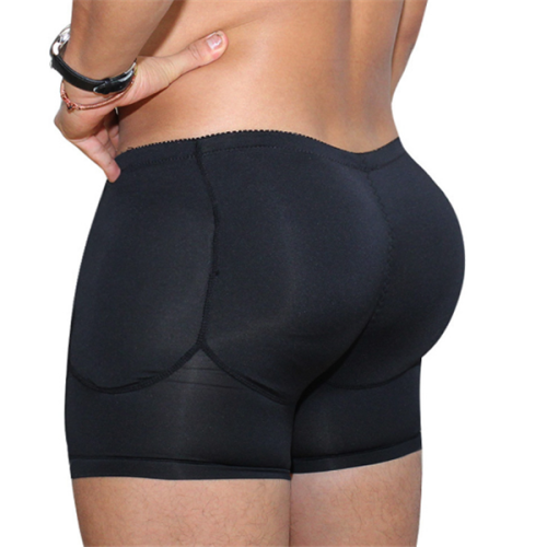 MEN'S PADDED BUTT ENHANCER SEAMLESS PUSH UP PANTIES