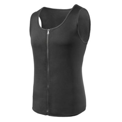 MEN SPORTS VEST SWEATSHIRT NEOPRENE TOPS