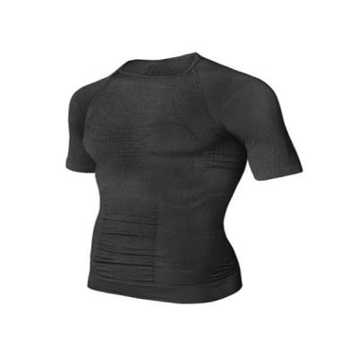 MENS SLIMMING SHAPER COMPRESSION ABDOMEN UNDERSHIRT