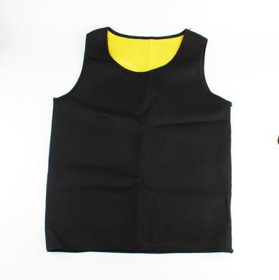 MEN BODYBUILDING VEST SHAPER
