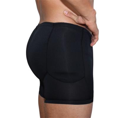 Men's Padded Brief Hip Enhancing Butt Lifter Underwear