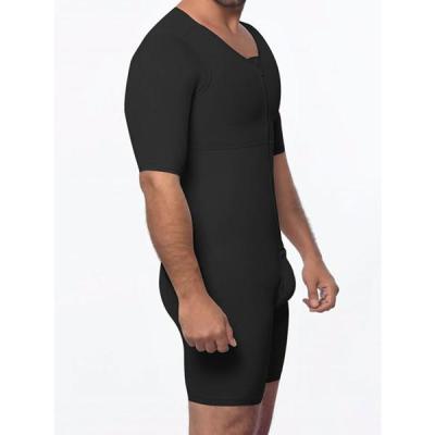 Men Tummy Control Compression Bodysuit