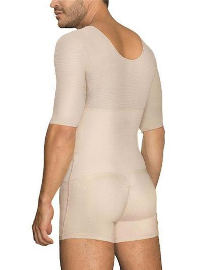 Men Tummy Control Weight Loss Compression Bodysuit
