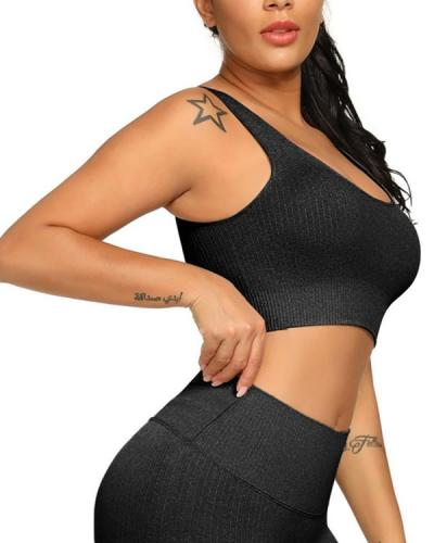 Super Breathable Seamless Bra & Leggings Sets