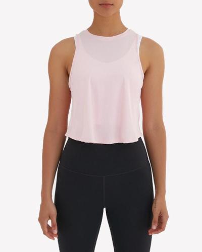 Breathable Sleeveless Sport Vest Top