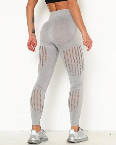 Women Seamless High Waist Leggings Yoga Pants