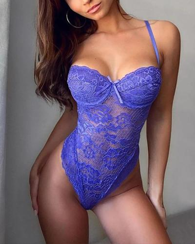 High Quality Lace Bodysuit Sexy Lingerie