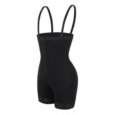Tummy Control Open Bottom Postpartum Body Shapewear