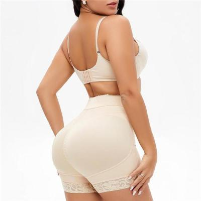S-6XL Women High  Waist Control Butt Lifter Panty