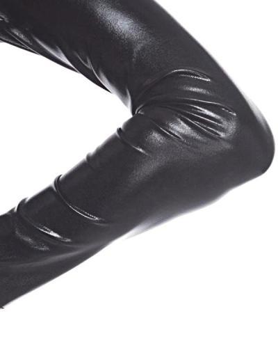 Sexy Black Gothic Long Sleeve Bodysuit