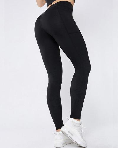 New Pocket Fitness Legging Yoga Pants