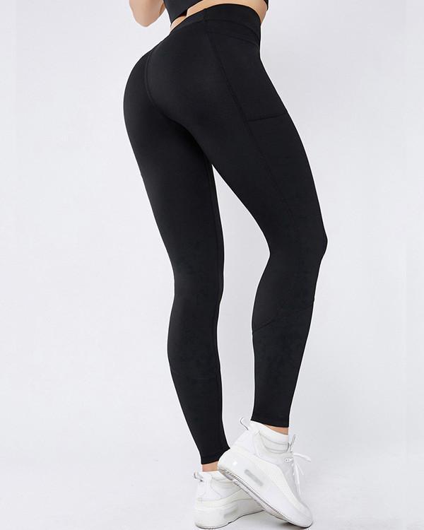 New Pocket Fitness Legging Yoga Pants