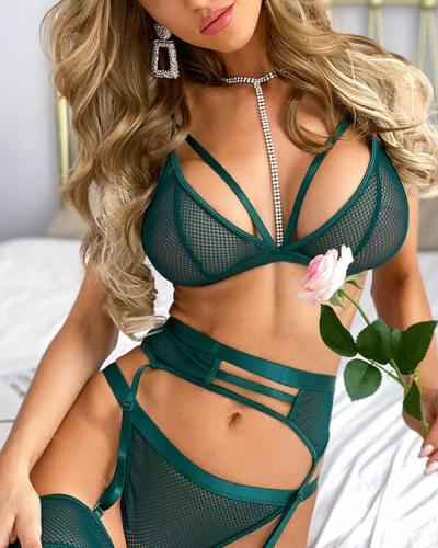 Fashion Women's Sexy Lingerie Set