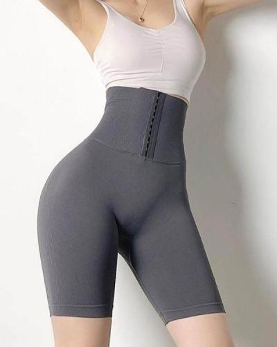 Fitness Slimming Pants Belly Waist