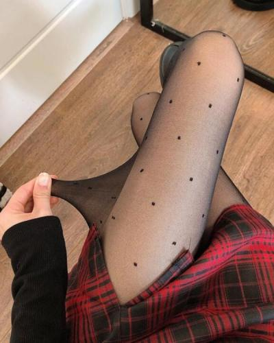 Fishnet Pantyhose Woman Lace Erotic Stockings