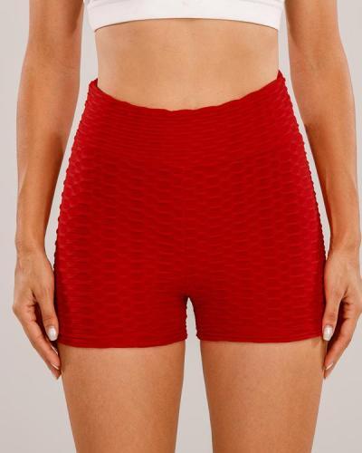 Women's Yoga Sport Butt Lifter  Shorts