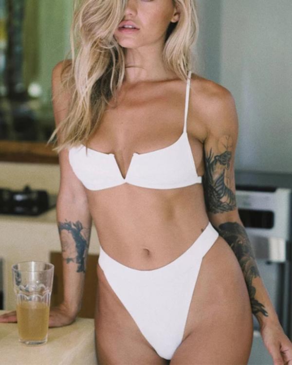 Sexy V-Hook Bikini