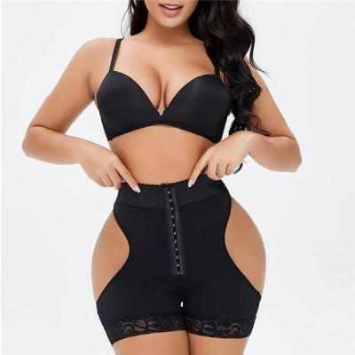 S-6XL Women Shapewear Butt Lifter Row hook Panty