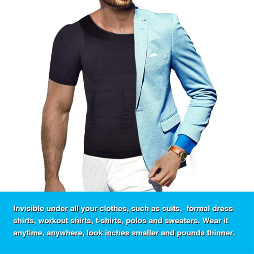 T-Shirt MEN'S COMPRESSION