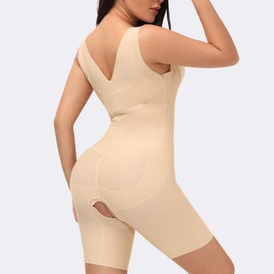 Comfortable Tummy Control Bodysuit Shapewear