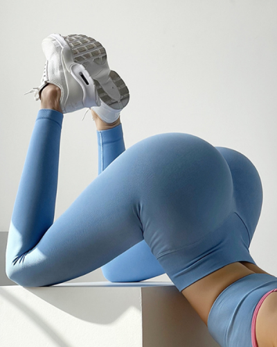 Candy Colors Butt Lifter Sport leggings