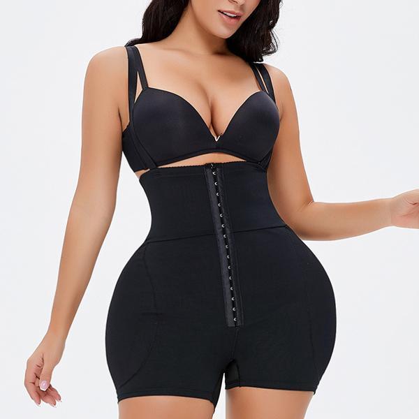 Women Tummy Control Butt Lifter Bodysuit Shapewear