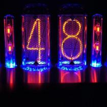 Vintage IN-18 Nixie Tube Clock