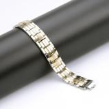 Wellness Magnetic Titanium Bracelet For Men