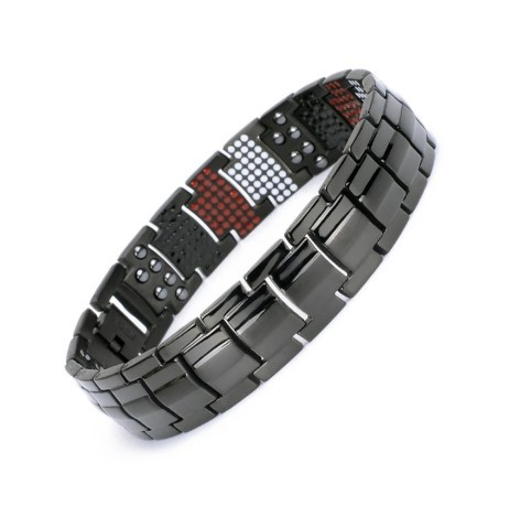 Wellness Magnetic Titanium Bracelet For Men
