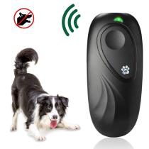 Anti Barking Device 2 in 1Dog Training Aid Adjustable Frequency Ultrasonic Dog Bark Deterrent