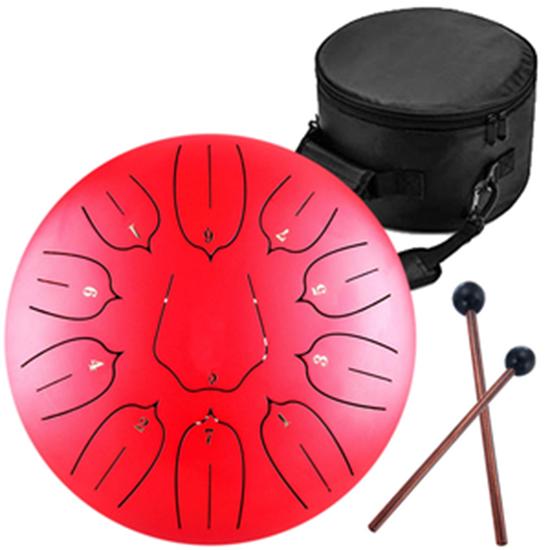 Alloy Steel Tongue Drum