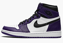 "Air Jordan 1 Retro High OG ""Court Purple 2.0"""