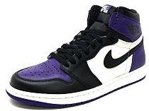 Air Jordan 1 Retro High OG 'Court Purple'  Mens Style :555088