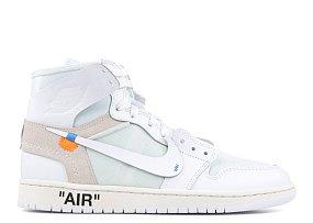 AIR JORDAN 1 X OFF-WHITE NRG  OFF WHITE