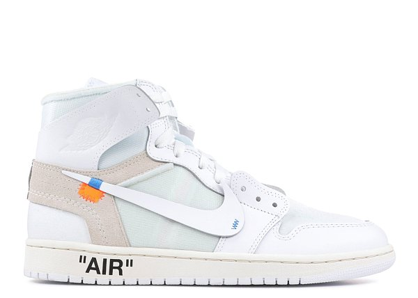 AIR JORDAN 1 X OFF-WHITE NRG  OFF WHITE