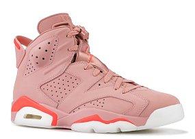 Air Jordan 6 Aleali May X Wmns  Retro  Millennial Pink